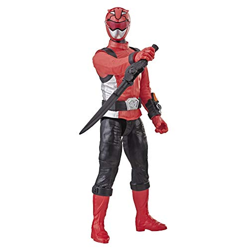 Power Rangers Beast Morphers Red Ranger 12-inch Action Figure -