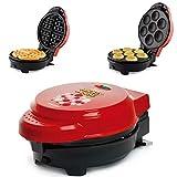 Multiplacas Mickey Mouse, Mallory, B96800822, Vermelho, 220V