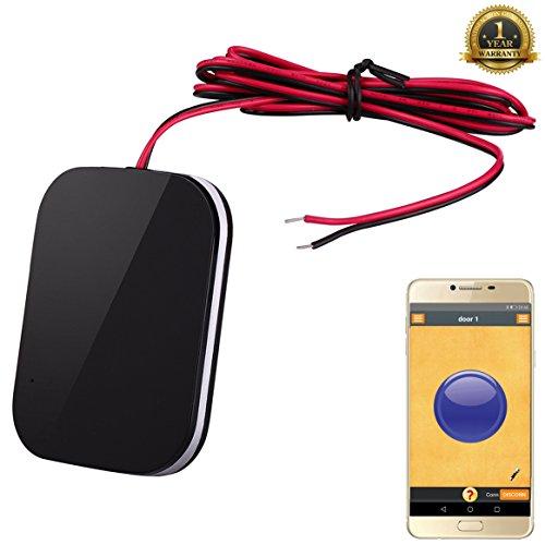 DATONTEN Smart Garage Door Opener Bluetooth Garage Door Remote, Open and Close Garage Doors from a Smartphone
