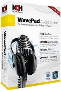 WavePad Sound Editor Software OLD VERSION (PC/Mac) NCH Software
