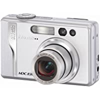 Mustek MDC830Z 8.1MP Digital Camera with 3x Optical Zoom