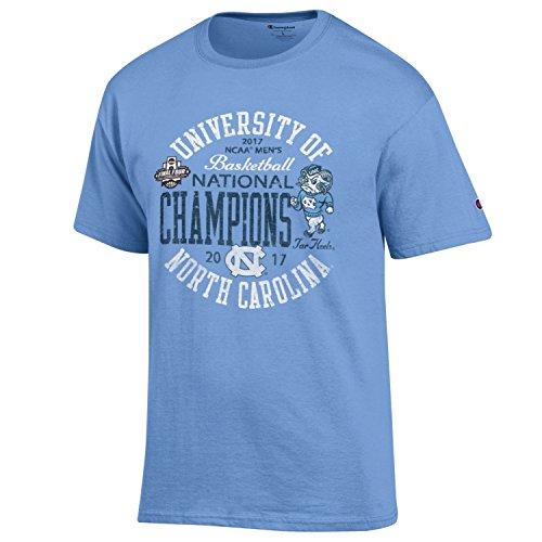 North Carolina Tarheels 2017 Championship Logo T-Shirt ()