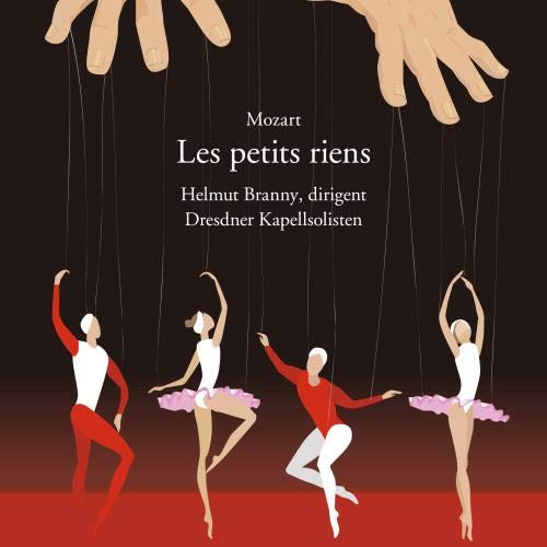 SACD : MOZART / BRANNY, HELMUT - Mozart: Les Petits Riens (Hybrid SACD, Japan - Import)