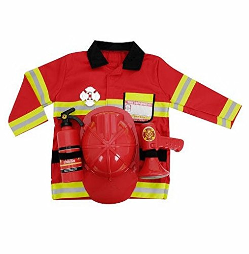 Fire Chief Role Play from Melissa & Doug