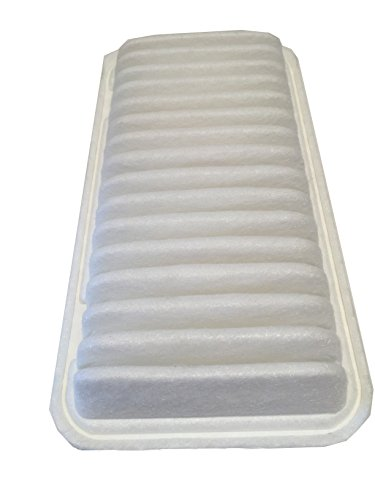 Toyota Corolla Mpg - Cleenaire EAF1008 Premium High Capacity Engine Air Filter For 03-08 Toyota Corolla, Matrix, Pontiac Vibe, 05-10 Scion TC, 13-16 Scion FR-S, 13-16 Subaru BRZ