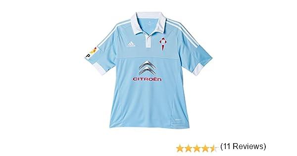 adidas Celta Home JSY - Camiseta para Hombre: Amazon.es: Ropa y ...