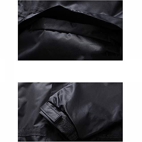 Blackb Gongyu Antivento Per Adulti Impermeabile Siamese fzxqr4fX