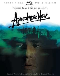 Apocalypse Now Full Disclosure Edition - Apocalypse Now / Apocalypse Now: Redux / Hearts of Darkness