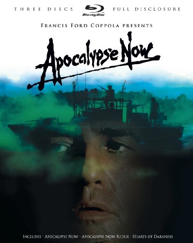 Apocalypse Now (3-disc Full Disclosure Edition) (Apocalypse Now / Apocalypse Now: Redux / Hearts of Darkness) [Blu-ray]