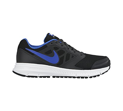 Nike Downshifter 6 (GS/PS) - Zapatillas para niña Black/Anthracite/White/Game Royal