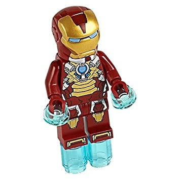 LEGO¨ Superheroesª   Iron Man 3   Mk 17 Armour Minifigure