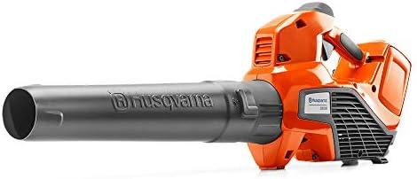 Husqvarna 320iB Cordless Electric Blowers, Orange Gray