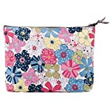 Thirty-One Zipper Pouches Free Spirit Floral