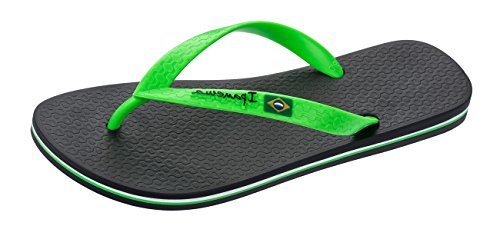 Ipanema Classica Brasil II Hom, Chanclas Hombre Black