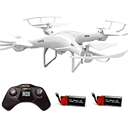 Cheerwing CW4 with 720P HD Camera RC Quadcopter