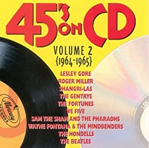 45's On CD: Vol. 2, 1964-1965