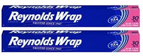 Reynolds Wrap Aluminum Foil Pack of 2