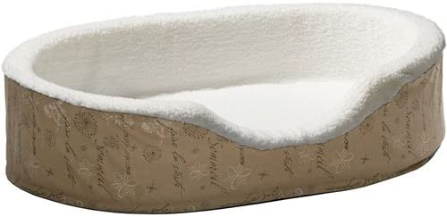 MidWest Homes for Pets Orthopedic Nesting Bed Script