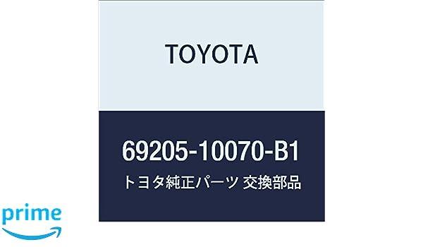 Toyota 69205-10070-B2 Interior Door Handle