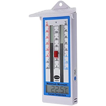 garden greenhouse no mercury Outdoor thermometer for wall and window house