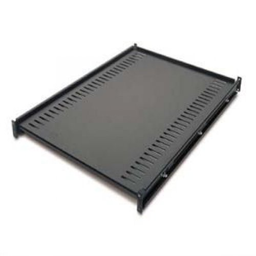 APC FIXED SHELF 250LBS/114KG BLACK / AR8122BLK / ()