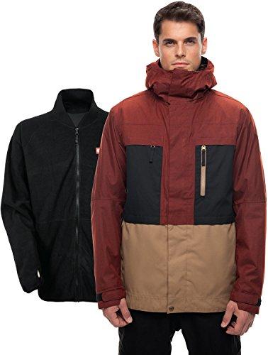 686 Mens Snowboard Jackets - 9