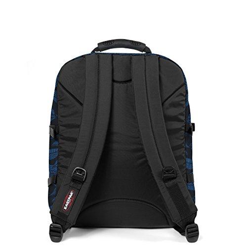 Eastpak Leaves 42 cm Black Backpack Blue L 42 Ultimate fzzgwaq