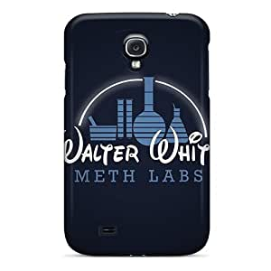 Excellent Galaxy S4 Case Tpu Cover Back Skin Protector Walter White Meth Labs