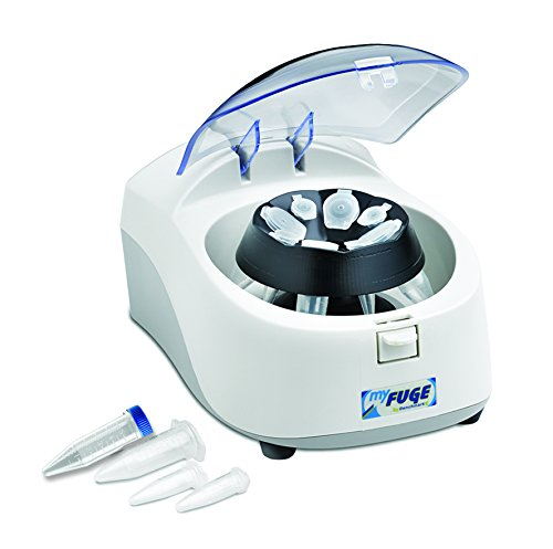 MTC Bio MyFuge 5 Mini Centrifuge for 5mL, 1.5ml, 2.0ml tubes 115V