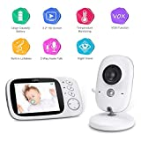 """Best Baby Monitors - GHB Baby Monitor Wireless LCD 3.2"""" Night Vision Review"""