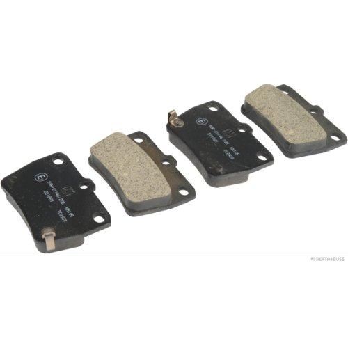 HERTH+BUSS JAKOPARTS J3612020 Brake Pad Set, disc brake HERTH + BUSS GMBH & CO.KG