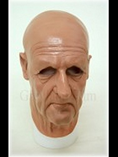 "Greyland Film Soft Latex Mask /""Josef/"" Realistic Mask"