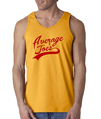 New Way 811 - Men's Tank-Top Average Joe's Dodgeball True Underdog Costume XL -