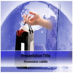 Amazon online shopping powerpoint templates online shopping share facebook twitter pinterest toneelgroepblik Choice Image