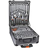 186 pcs/Set Socket Spanner Set 1/4 Drive Metric Extension Bar with Box Car Repair Tool Ratchet Torque Wrench Automobile Tools Kit