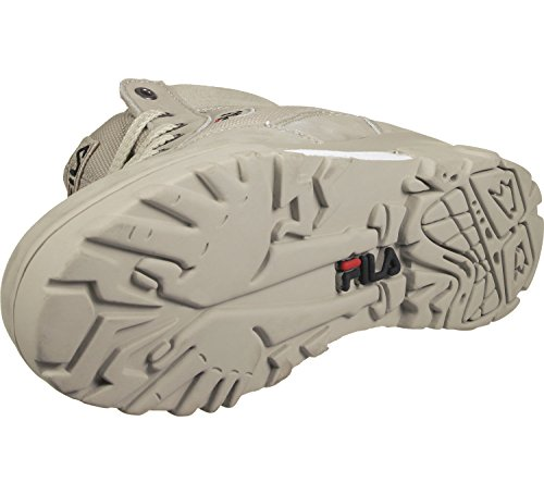 00j Fila Stivale Grunge Gray Feather 1010160 Mid OqgAqxw4