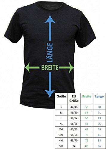 Birthday Shirt - Original 1964 - Lustiges T-Shirt als Geschenk zum Geburtstag - Weiss