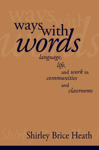Download Ways with Words: Language, Life and Work in Communities and Classrooms Pdf