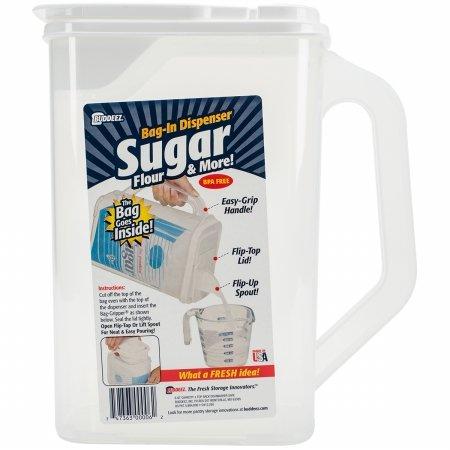 Buddeez 4qt Bag-In All-Purpose Dispenser, 10