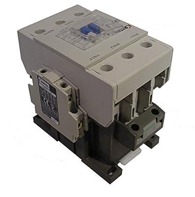 Kripal/Yagi UKC1-65 Contactor 65 Amp 40 HP 3 Pole Relay 120/208/240/277/480V Coil Available New