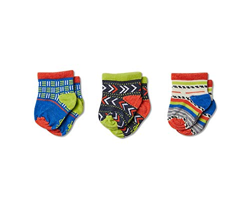 Smartwool Baby Bootie Batch Socks - Ultra Lightly Cushioned Merino Wool Performance Socks from Smartwool