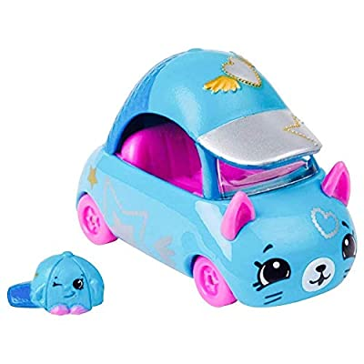 Shopkins Cutie Cars Series 2 Hatrod #QT2-09: Toys & Games