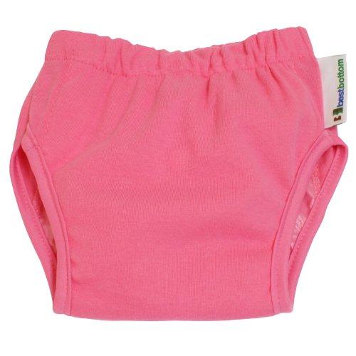 Best Bottom Training Pants, Bubblegum, Large