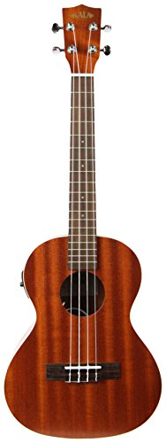 Kala KA-TE Mahogany Tenor Electric Ukulele by Kala