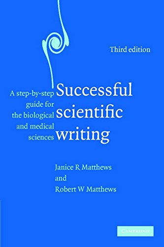 Successful Scientific Writing: A Step-by-Step Guide for the Biological and Medical Sciences by Brand: Cambridge University Press