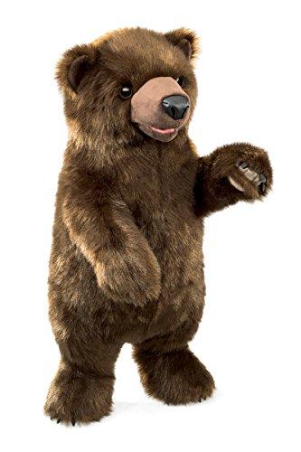 Folkmanis Standing Bear Hand Puppet