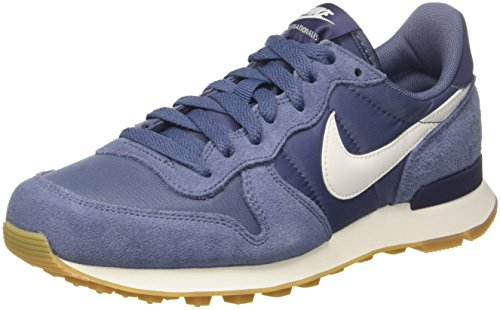 Summit Chaussures 828407 412 Blue White Diffused Femme 004 de Nike Multicolore Sport EqHzH
