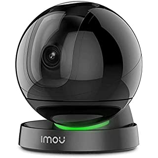 Imou Ranger Pro: 1080p Smart Security Camera, Pan & Tilt, 355° Rotation, Smart Tracking, Privacy Mask, Night Vision, Two-Way Talk