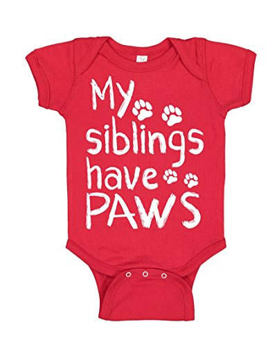 My Siblings Have Paws Cute Siblings Funny Infant