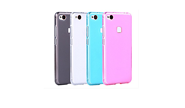 Hi-Pro Pudding Gel Soft TPU Silicone Case Cover Skin for Huawei P8 ...